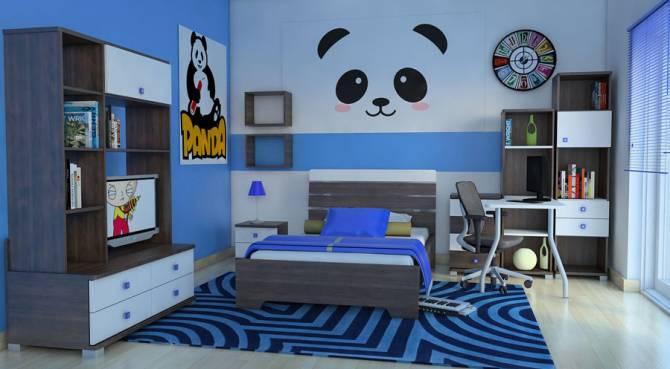 Παιδικό δωμάτιο Σετ 8 τεμαχίων cb27334c02c